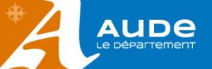 Aude le département logo